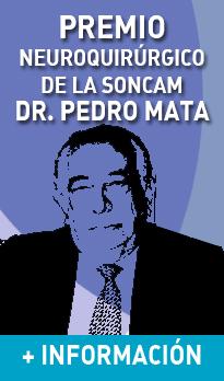 PREMIO NEUROQUIRÚRGICO DE LA SONCAM